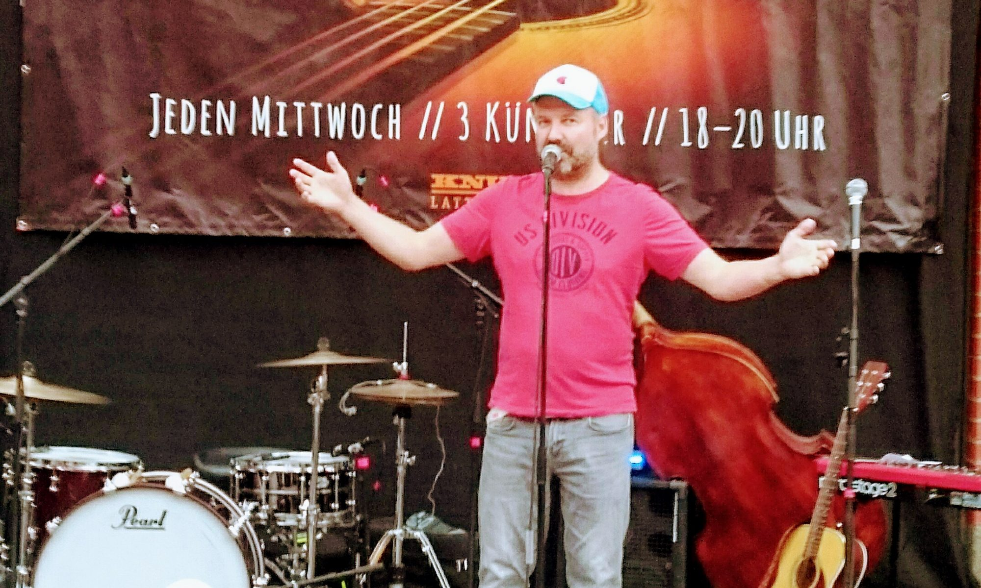 Knust Acoustics, Knust, Club, Open Air, Concert, Siebeth, host, Moderator, Pop in Hamburg
