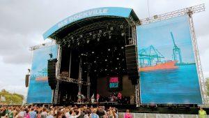 Dockville, Festival, Hamburg, Pop, Wilhelmsburg, Openair, music