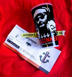Beginner, Hip Hop, Merchandise, Ticket, Cup, Hamburg, Pop in Hamburg