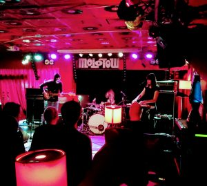 Burger Invasion, Burger Records, Label, Festival, Molotow, Club, St. Pauli, Hamburg, Band, Juniore, France, Sixties, Rock