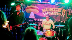 Burger Invasion, Burger Records, Label, Festival, Molotow, Club, St. Pauli, Hamburg, Band, Garagerock, Rick McPhail, Frehn Hawel
