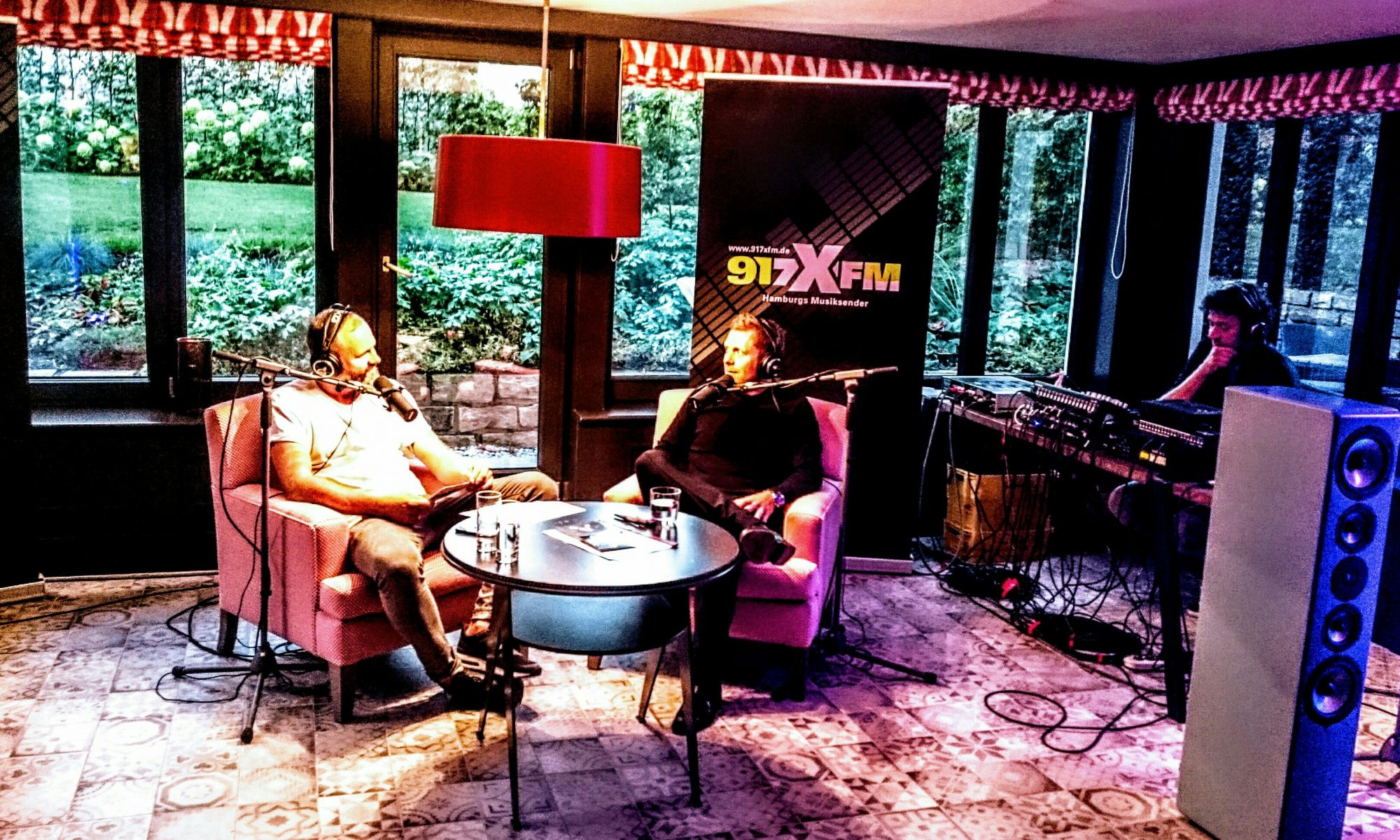 Nils Wülker, Jazz, Trumpet, Musiker, Interview, Radio, Hannes Erdmann, 917xfm, Das Freytag, Hamburg, Pop, Warner Music