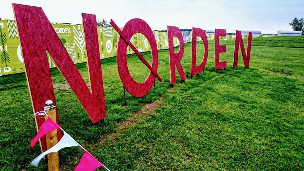 Nørden Festival, Schleswig, Open Air, Festival, Pop, Rock, Design, Hygge, letters, typography