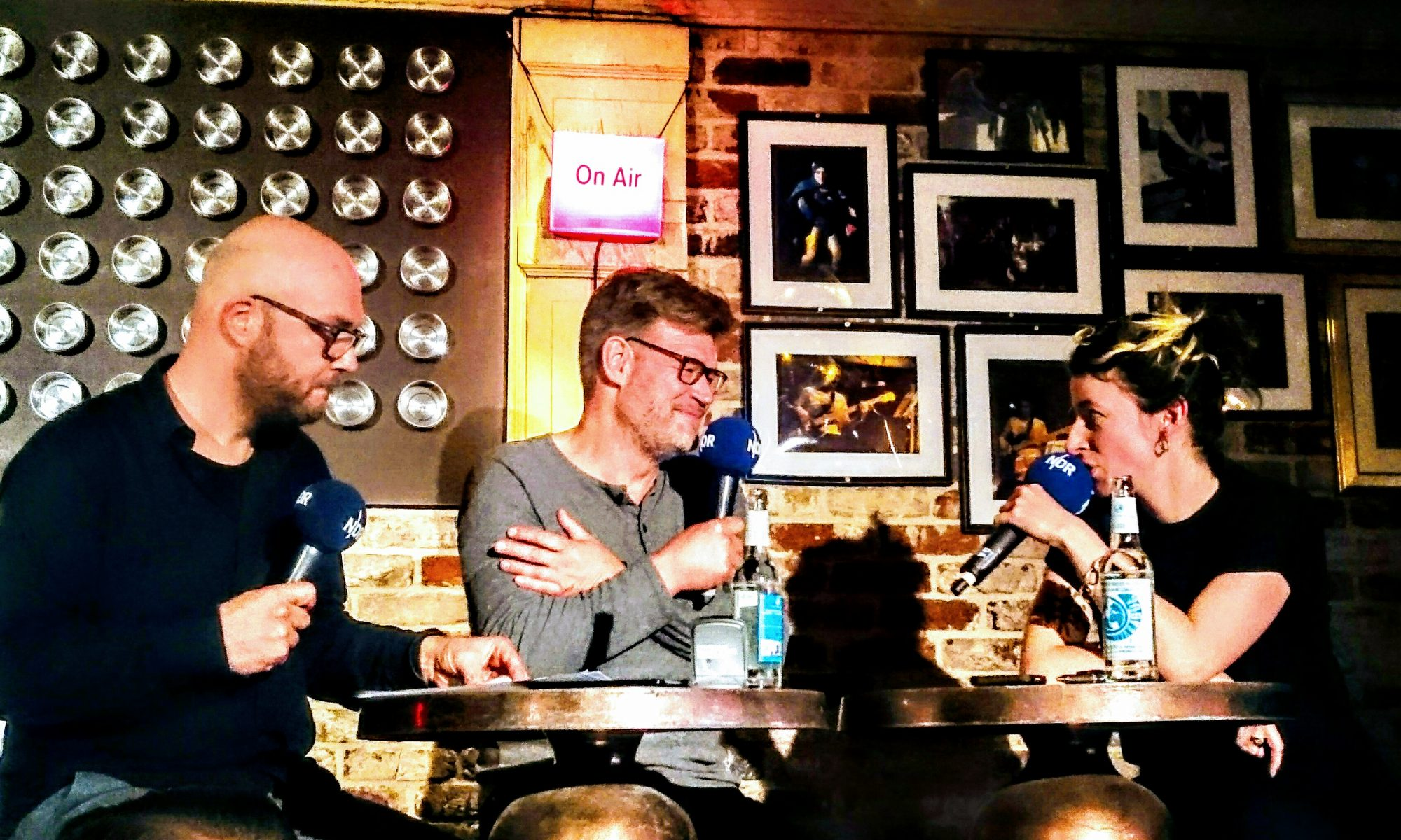 NDR Blue Backstage, NDR, Radio, Live, Show, Club, Pop, Festival, Alte Liebe Bar, Hamburg, hosts, Jan Möller, Siri Keil, Reeperbahn Festival, Boss, Alexander Schulz