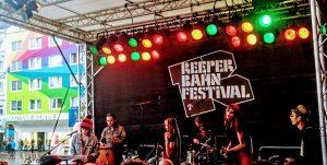 Reeperbahn Festival, Festival, concerts, clubs, Hamburg, St. Pauli, Wargirl, band