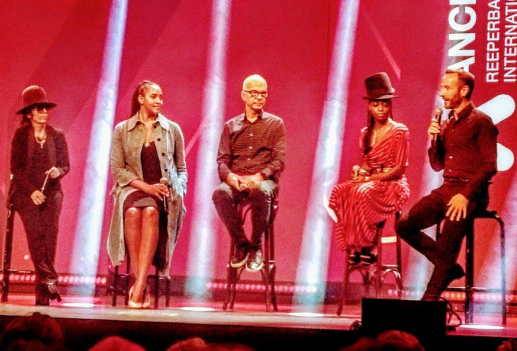 Reeperbahn Festival, Festival, concerts, clubs, Hamburg, St. Pauli, Anchor Award, gala, Jury