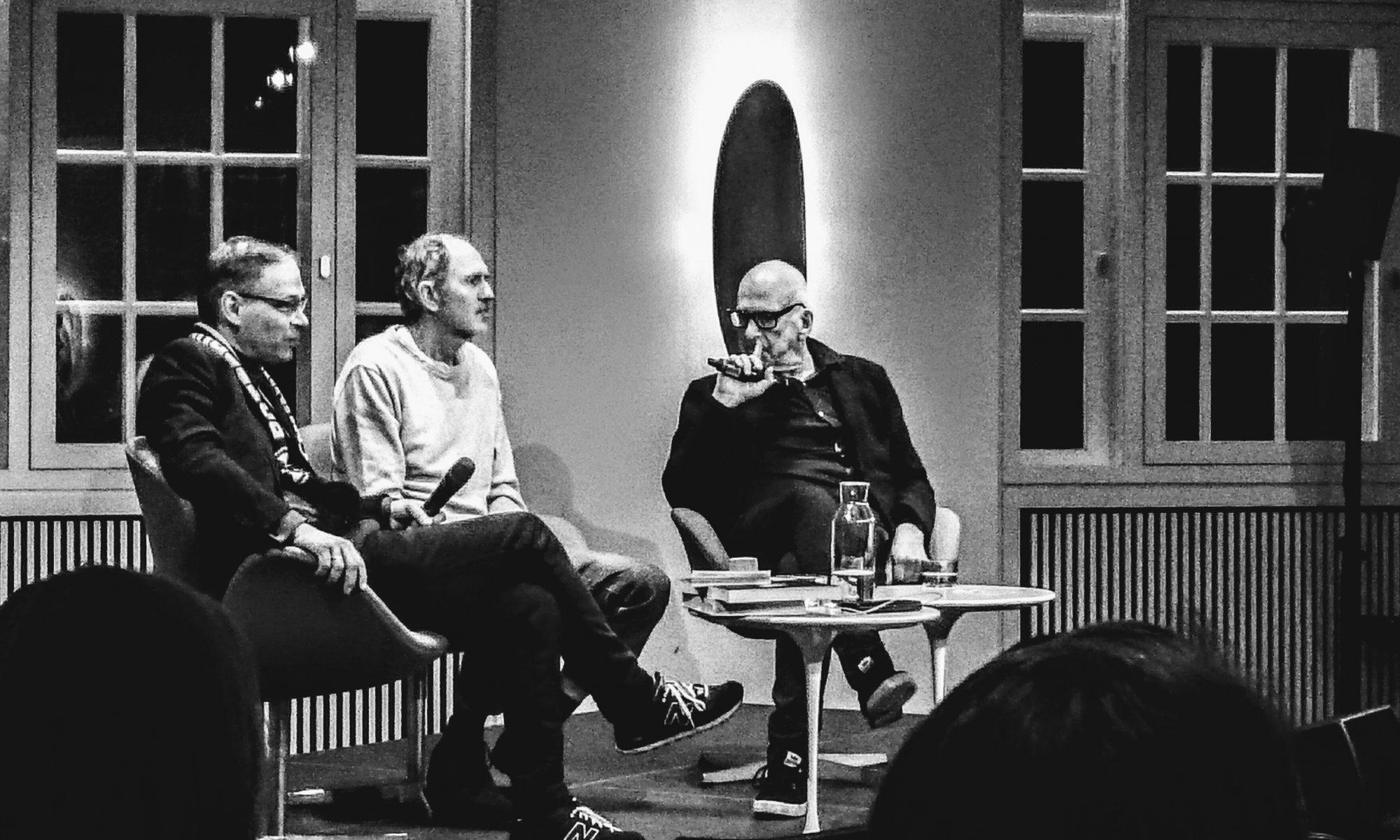 Exhibition, Photographie, Anton Corbijn, Bucerius Kunst Forum, Hamburg, Popmusic, Talk, Daniel Miller, Mute Records, Max Dax, Musicjournalist