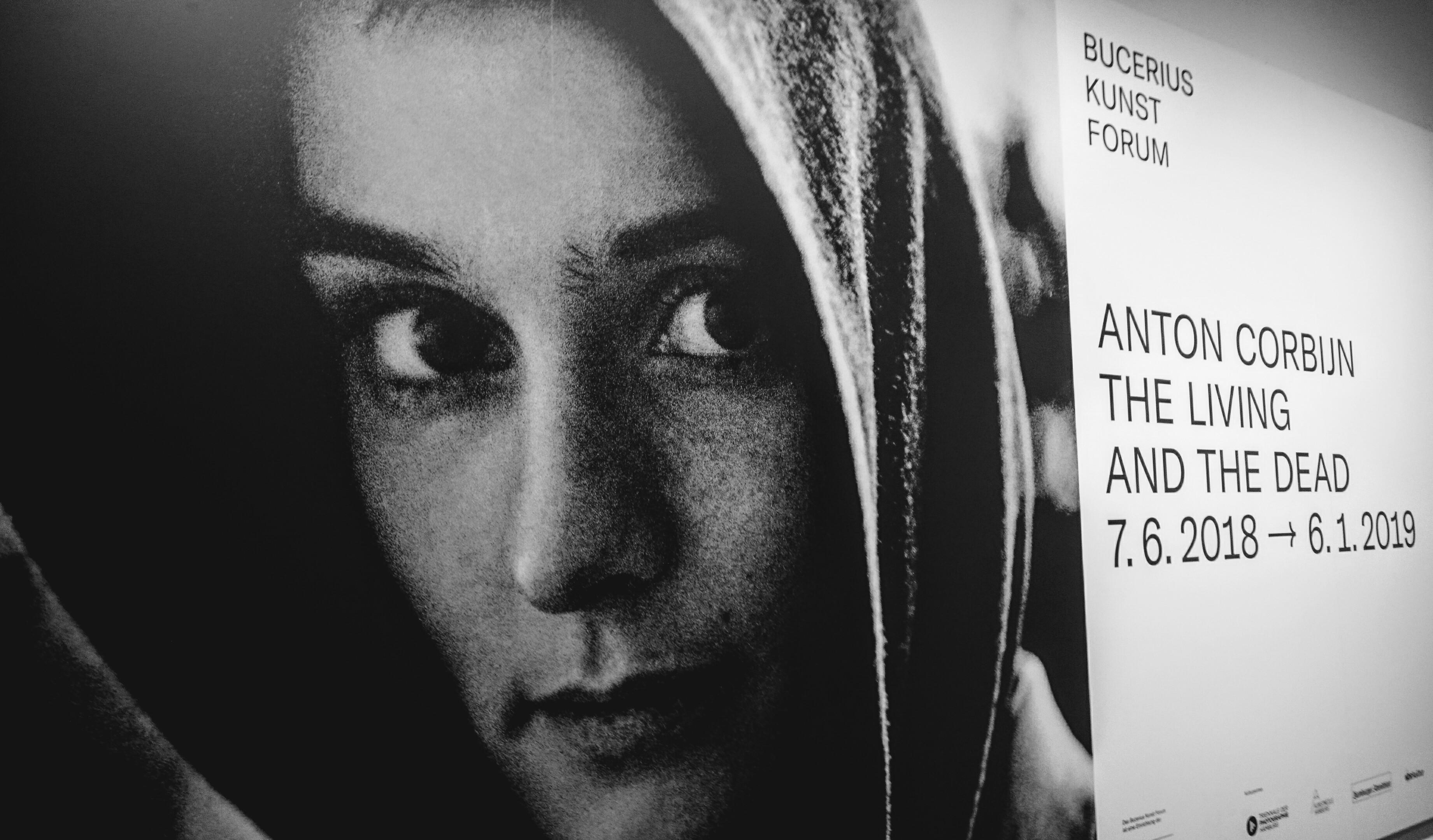Exhibition, Photographie, Anton Corbijn, Bucerius Kunst Forum, Hamburg, Popmusic, Talk, Daniel Miller, Mute Records, Max Dax, Musicjournalist, Sinead O Connor