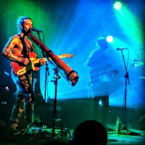 Xavier Rudd, Australia, musician, concert, Hamburg, Große Freiheit, Club, Biggy Pop, retrospective, Jahresrückblick, 2018