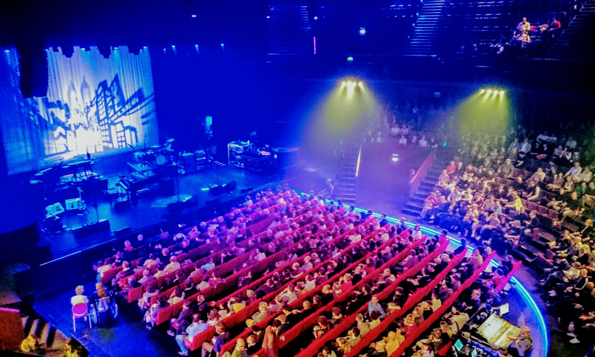 Cirque Royal, Koninklijk Circus, Brussels, Brüssel, Bruxelles, concerthall, concert, Rufus Wainwright, Rachel Eckroth, circus, theatre