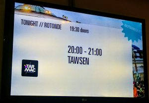 Tawsen, Singer, Pop, RnB, Rap, Hiphop, Rai, Debut, Record, Release, Al Warda, Concert, Botanique, Brussels, Belgium