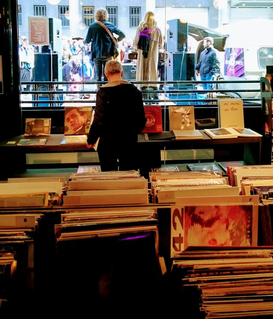 Record Store Day, Vinyl, Chez Pias, Band, Portland, Beautiful Badness, Pias, Record Label