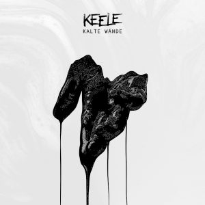 Keele, Band, Hamburg, Punkrock, Label, Rookie, Records, Album, Cover, Artwork, Kalte Wände, Guitars