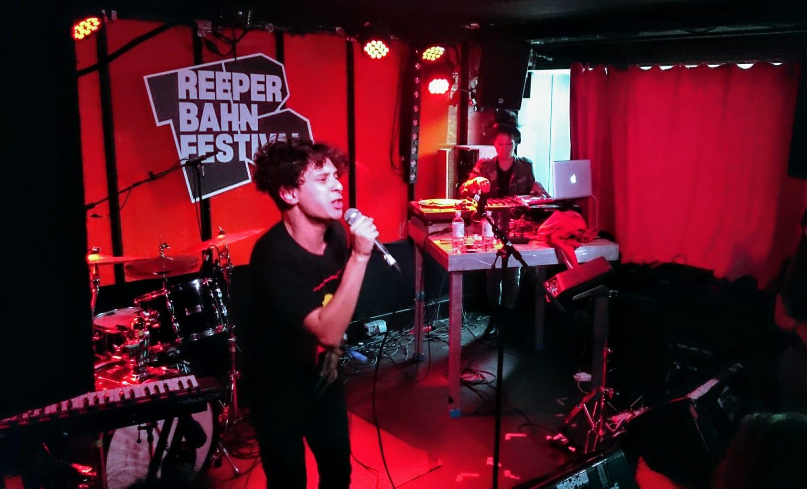 Dobby, Australian, Hiphop, Rap, Molotow Skybar, Reeperbahn Festival