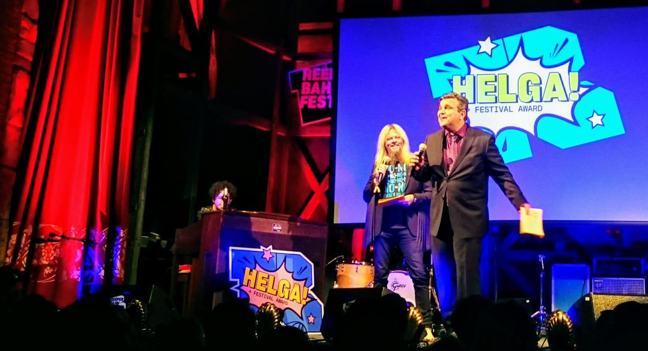 Helga Award, Carsten Schumacher, Bernd Begemann, Imperial Theater
