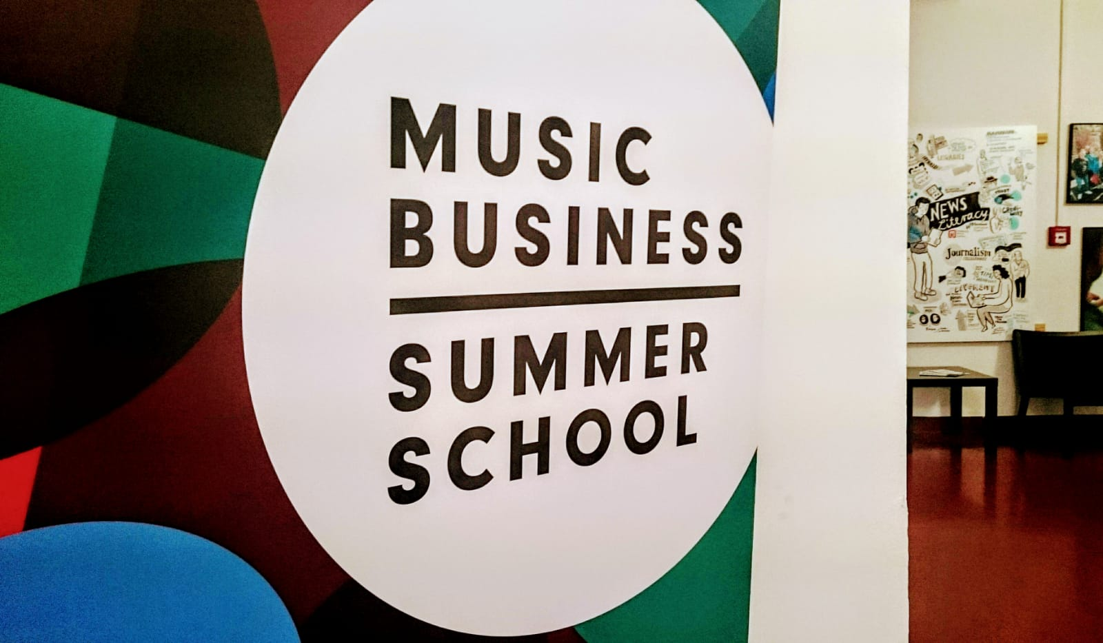 Music Business Summer School, Hamburg Media School, IHM, Tik Tok, Twitch, Marketing, Music Promotion, Pop, Business, Apps, Digital Marketing, Social Media, Workshops, classrooms