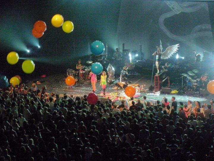 Sufjan Stevens, Primavera, Festival, Ballons, Konzert, Fans, Barcelona, 2011, Zehnerjahre