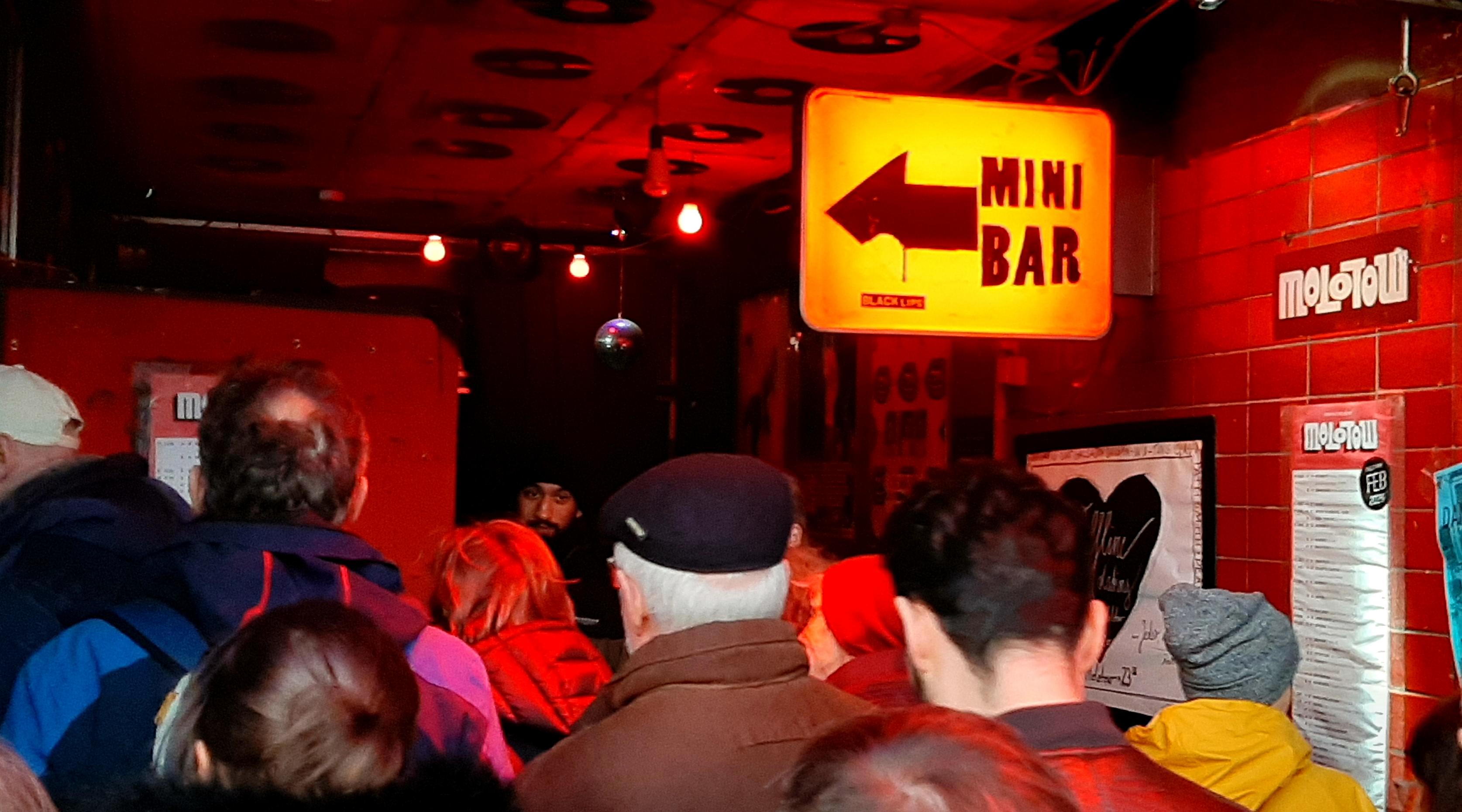 Open Club Day, Hamburg, St. Pauli, Clubkombinat, Molotow, Musicclub