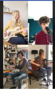 Tonbandgerät Band daheim Screenshot