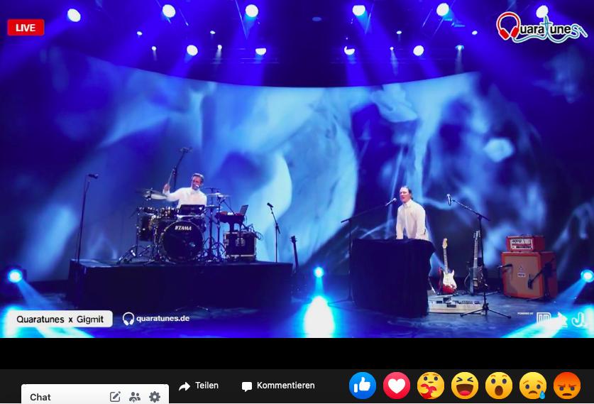Human, Band, Hamburg, Konzert, Konzertreihe, RockCity, Karsten Jahnke, PM Blue, Quaratunes