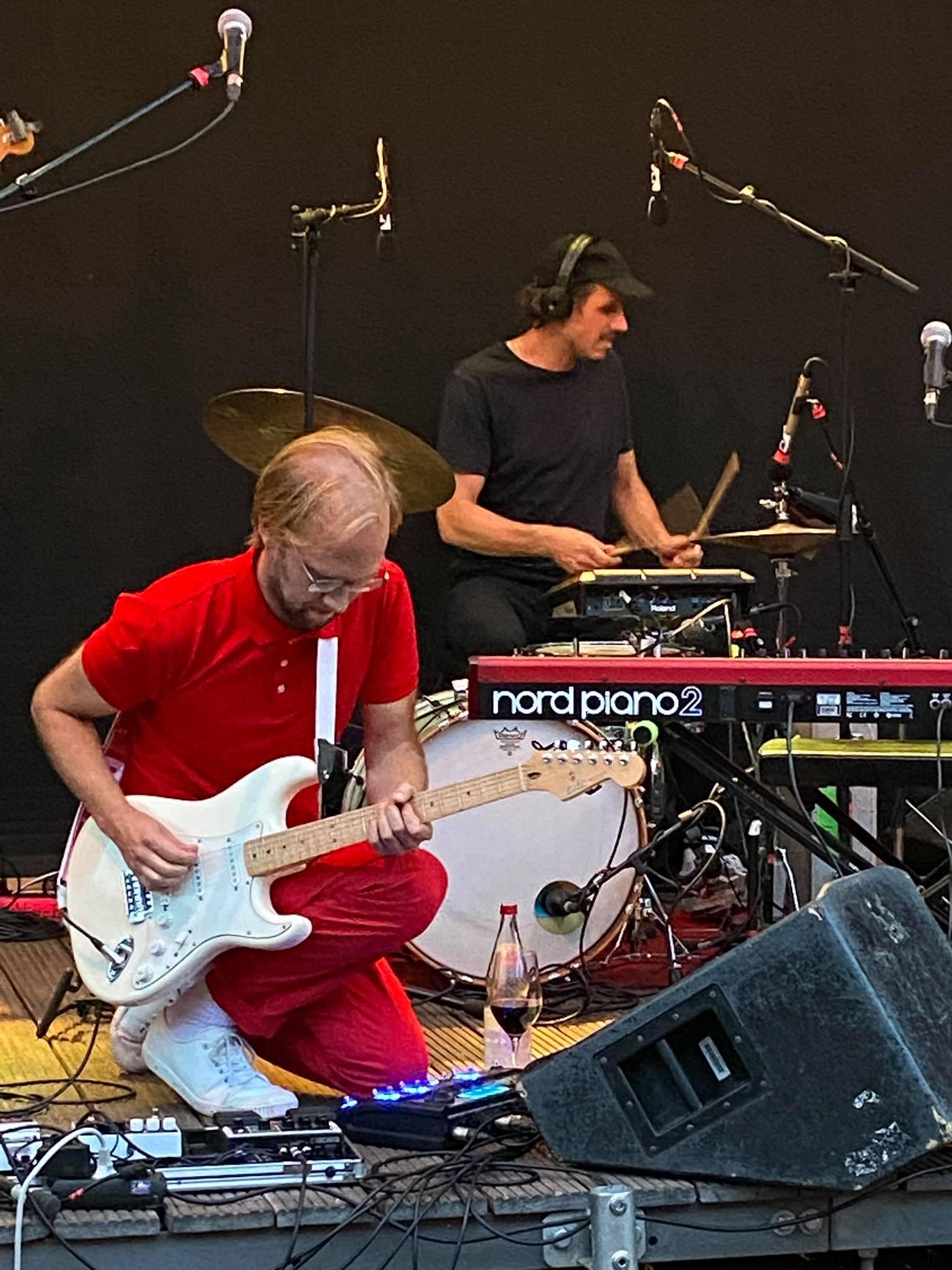 Albrecht Schrader, Musiker, Band, Knust, Lattenplatz, Koralle Blau, Konzert, open-air
