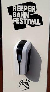 Reeperbahn Festival, Tag 4, Fazit, Spielbudenplatz