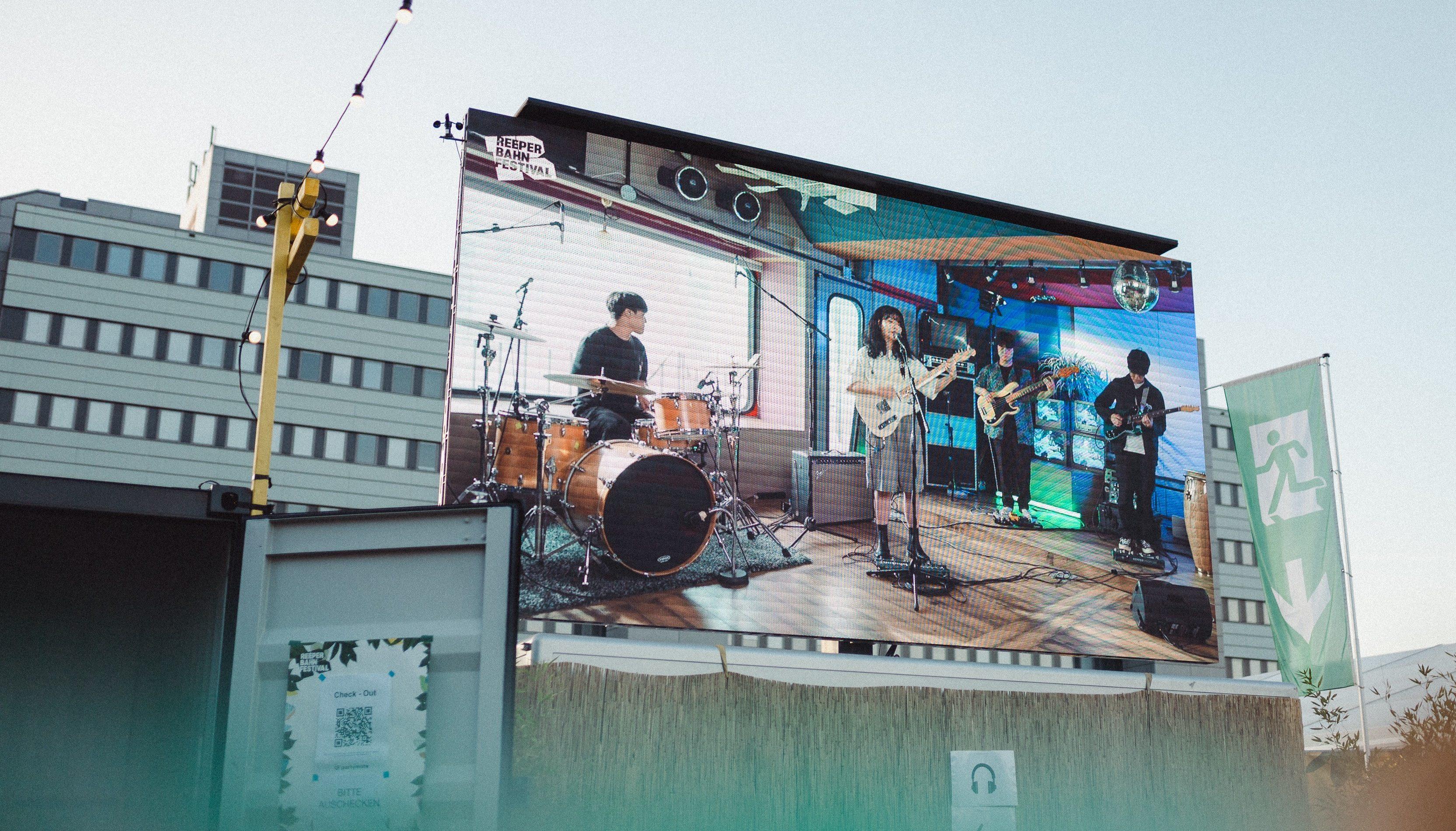 Korea, Spotlight, Reeperbahn Festival, St. Pauli