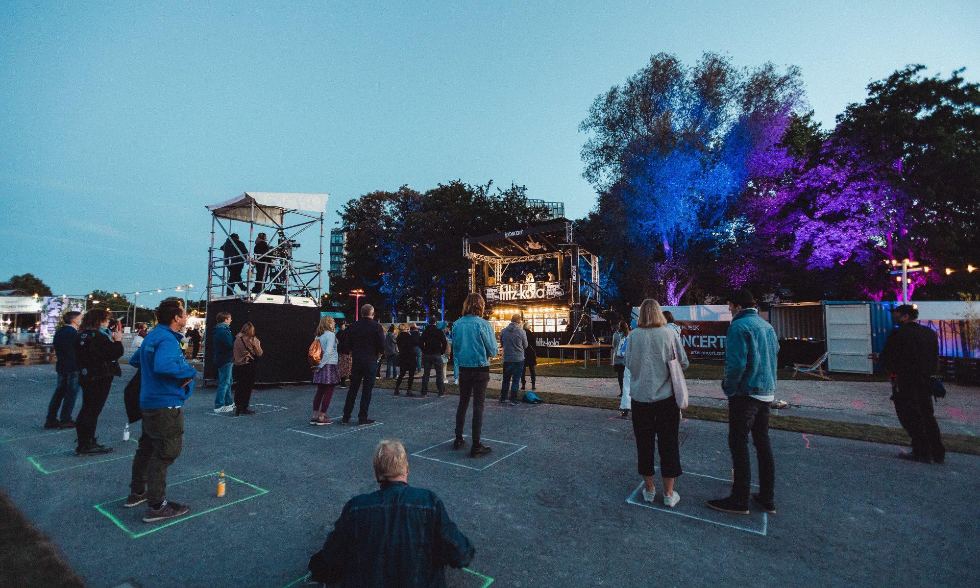 Bühne, Hamburg, Reeperbahn Festival, Fazit, Social Distancing, Corona
