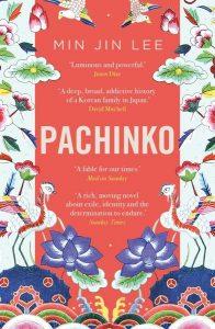 Buchcover, Pachinko, Min Jin Lee